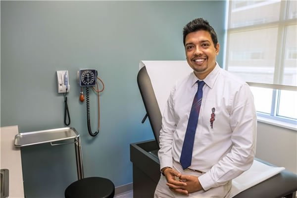 Clinic - Physician
