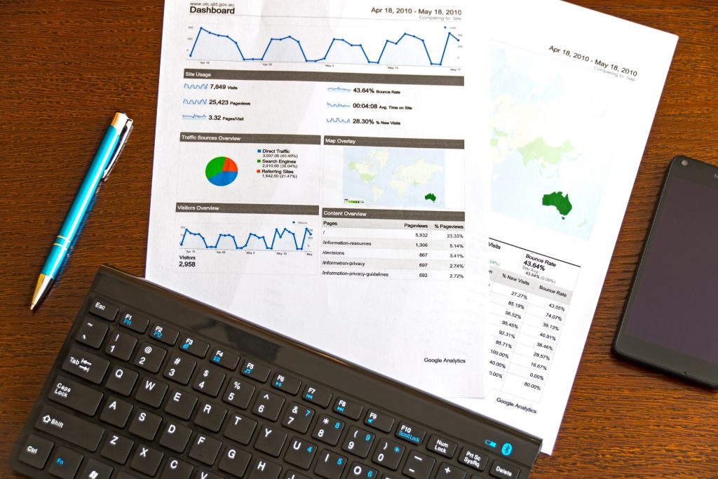 Digital marketing - Data